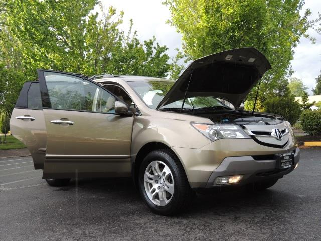 2009 Acura MDX SH-AWD w/Tech / 3RD SEAT / Navigation / Excel Cond - Photo 31 - Portland, OR 97217