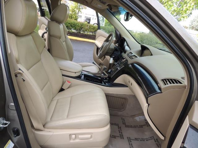 2009 Acura MDX SH-AWD w/Tech / 3RD SEAT / Navigation / Excel Cond - Photo 16 - Portland, OR 97217