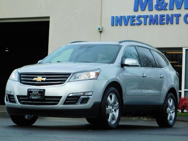 2017 Chevrolet Traverse Premier / Sport Utility / AWD / 3RD SEAT / Navi - Photo 51 - Portland, OR 97217