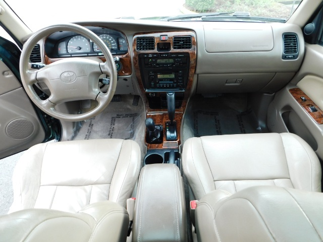1999 Toyota 4Runner Limited 4X4 / Leather / Sunroof / LIFTED LIFTED - Photo 16 - Portland, OR 97217