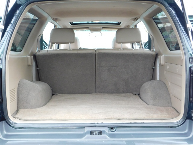 1999 Toyota 4Runner Limited 4X4 / Leather / Sunroof / LIFTED LIFTED - Photo 29 - Portland, OR 97217