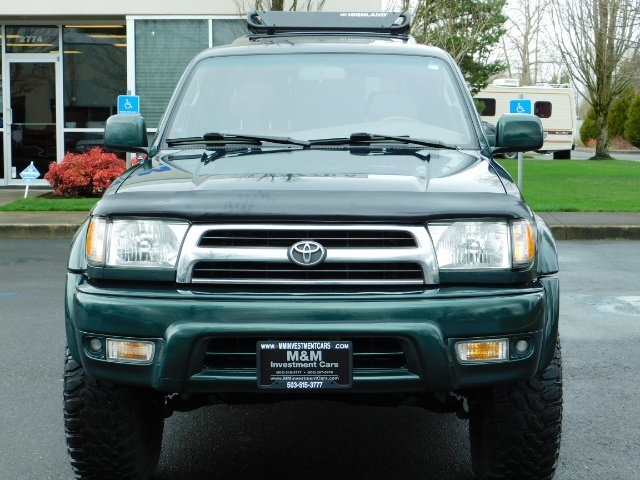 1999 Toyota 4Runner Limited 4X4 / Leather / Sunroof / LIFTED LIFTED - Photo 5 - Portland, OR 97217