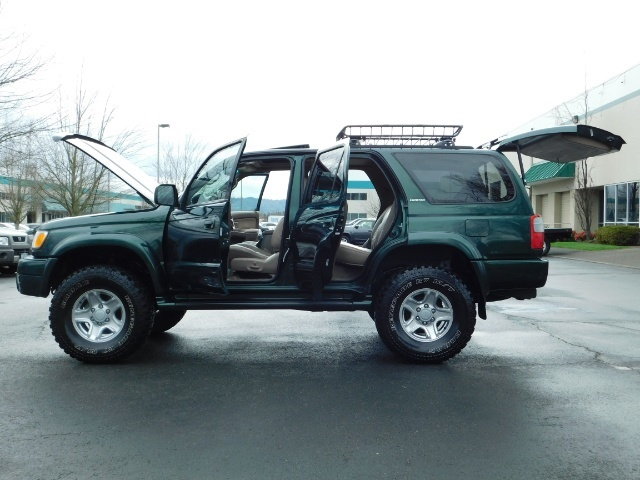 1999 Toyota 4Runner Limited 4X4 / Leather / Sunroof / LIFTED LIFTED - Photo 26 - Portland, OR 97217