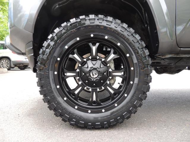 2017 Toyota Tacoma SR5 V6 / 4x4 / Double cab / Backup / LIFTED LIFTED - Photo 23 - Portland, OR 97217