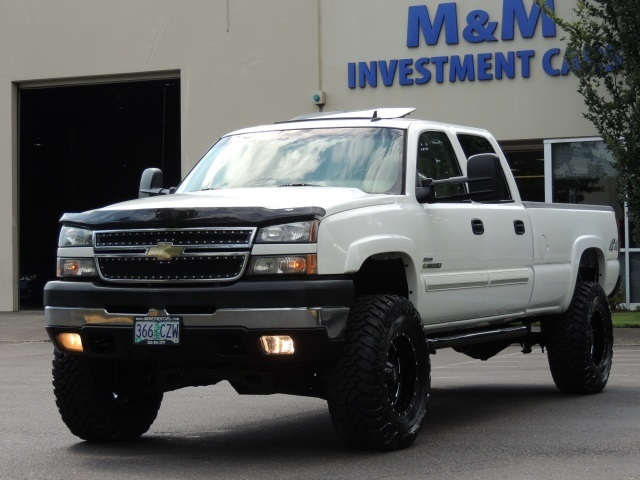 2007 Chevrolet Silverado 2500 Lt3 4x4 6 6l Duramax
