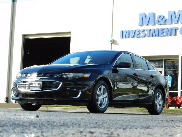 2017 Chevrolet Malibu LS / Sedan / Backup camera / 1-OWNER / LOW MILES - Photo 42 - Portland, OR 97217
