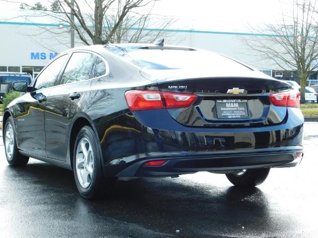 2017 Chevrolet Malibu LS / Sedan / Backup camera / 1-OWNER / LOW MILES - Photo 7 - Portland, OR 97217