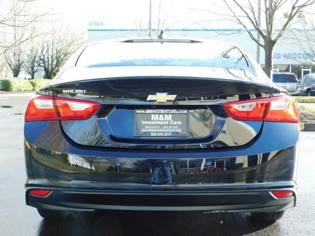 2017 Chevrolet Malibu LS / Sedan / Backup camera / 1-OWNER / LOW MILES - Photo 6 - Portland, OR 97217