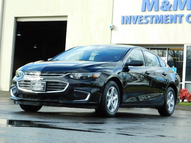 2017 Chevrolet Malibu LS / Sedan / Backup camera / 1-OWNER / LOW MILES - Photo 44 - Portland, OR 97217