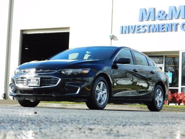 2017 Chevrolet Malibu LS / Sedan / Backup camera / 1-OWNER / LOW MILES - Photo 41 - Portland, OR 97217