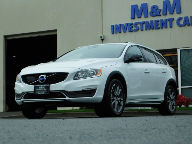 2017 Volvo V60 Cross Country T5 Premier / Cross Country / V60 / AWD / 1-OWNER - Photo 46 - Portland, OR 97217