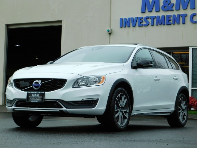 2017 Volvo V60 Cross Country T5 Premier / Cross Country / V60 / AWD / 1-OWNER - Photo 50 - Portland, OR 97217