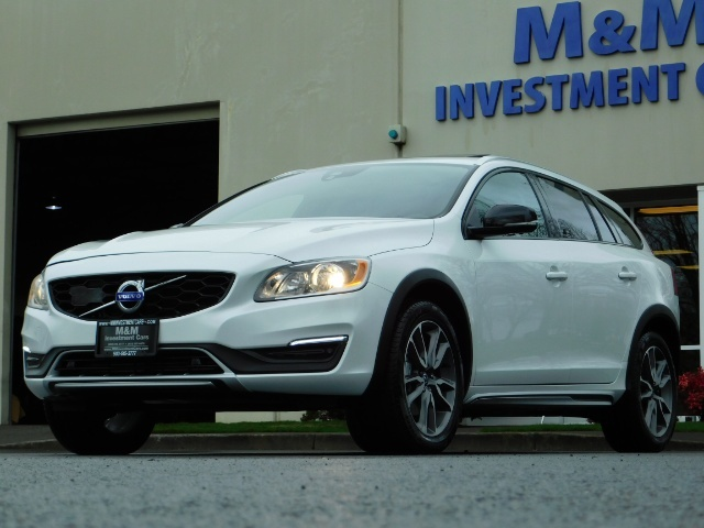 2017 Volvo V60 Cross Country T5 Premier / Cross Country / V60 / AWD / 1-OWNER - Photo 51 - Portland, OR 97217