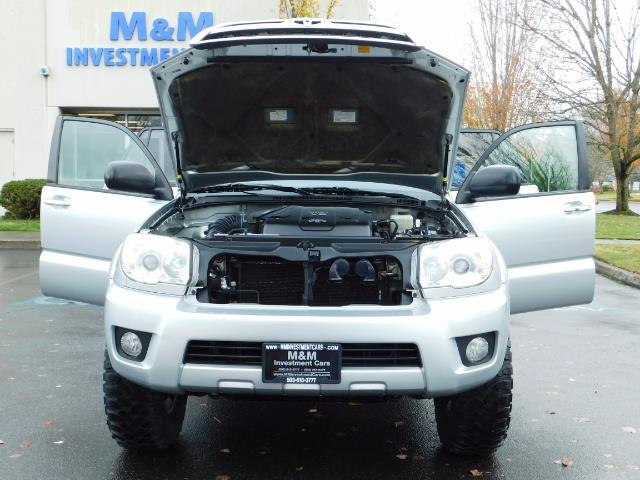 2006 Toyota 4Runner Sport Edition Sport Edition 4dr SUV LIFTED RR DIFF - Photo 30 - Portland, OR 97217