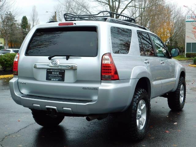 2006 Toyota 4Runner Sport Edition Sport Edition 4dr SUV LIFTED RR DIFF - Photo 8 - Portland, OR 97217