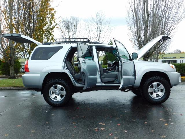 2006 Toyota 4Runner Sport Edition Sport Edition 4dr SUV LIFTED RR DIFF - Photo 10 - Portland, OR 97217