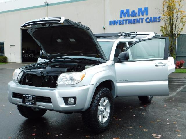 2006 Toyota 4Runner Sport Edition Sport Edition 4dr SUV LIFTED RR DIFF - Photo 25 - Portland, OR 97217