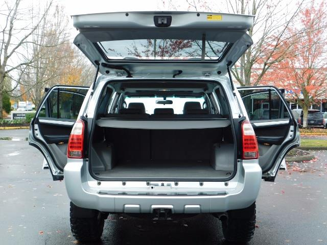 2006 Toyota 4Runner Sport Edition Sport Edition 4dr SUV LIFTED RR DIFF - Photo 27 - Portland, OR 97217