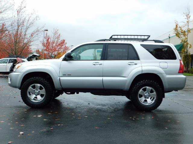 2006 Toyota 4Runner Sport Edition Sport Edition 4dr SUV LIFTED RR DIFF - Photo 4 - Portland, OR 97217