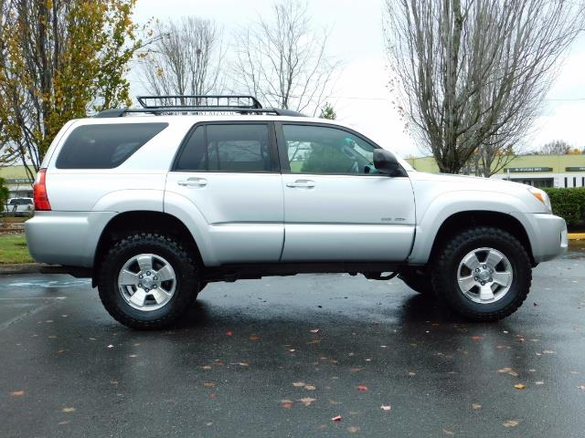 2006 Toyota 4Runner Sport Edition Sport Edition 4dr SUV LIFTED RR DIFF - Photo 3 - Portland, OR 97217