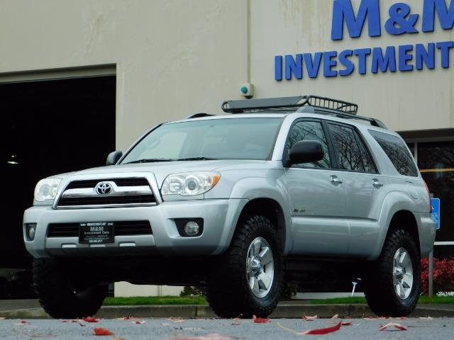 2006 Toyota 4Runner Sport Edition Sport Edition 4dr SUV LIFTED RR DIFF - Photo 43 - Portland, OR 97217