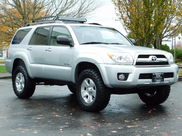 2006 Toyota 4Runner Sport Edition Sport Edition 4dr SUV LIFTED RR DIFF - Photo 2 - Portland, OR 97217