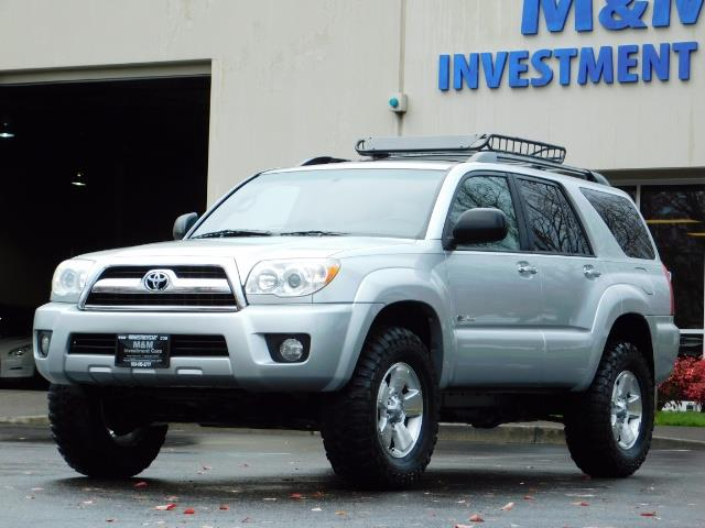 2006 Toyota 4Runner Sport Edition Sport Edition 4dr SUV LIFTED RR DIFF - Photo 1 - Portland, OR 97217