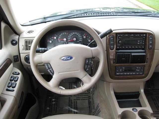 2003 Ford Explorer Eddie Bauer 4wd Dvd 3rd Seat Park Sensors