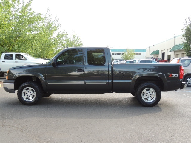 2003 chevrolet silverado 1500 lt 4x4 z71 off road. Black Bedroom Furniture Sets. Home Design Ideas