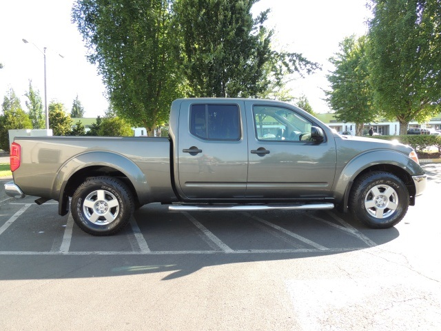 2007 Nissan Frontier SE / 4X4 / Crew Cab / Long Bed / 89k Miles