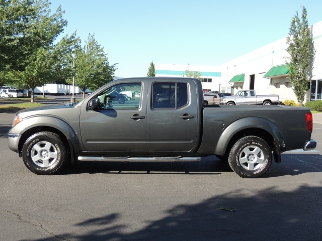 Good 2007 Nissan Frontier SE / 4X4 / Crew Cab / Long Bed / 89k Miles