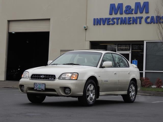 2004 Subaru Outback H6 30 Vdc Awd Leather Sunroof 1 Owner