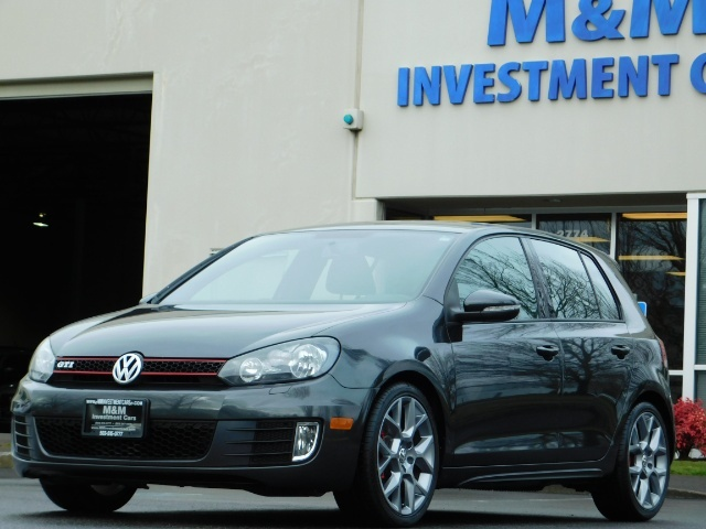 2014 Volkswagen GTI Wolfsburg Edition PZEV / 6-SPEED/ 1-OWNER - Photo 45 - Portland, OR 97217