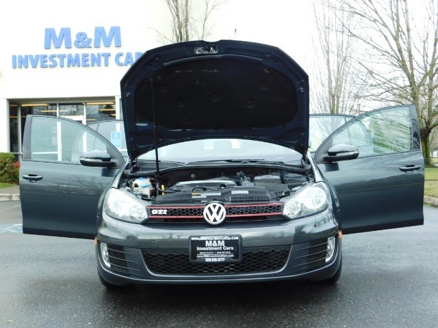 2014 Volkswagen GTI Wolfsburg Edition PZEV / 6-SPEED/ 1-OWNER - Photo 32 - Portland, OR 97217