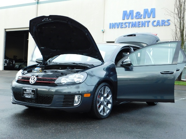 2014 Volkswagen GTI Wolfsburg Edition PZEV / 6-SPEED/ 1-OWNER - Photo 25 - Portland, OR 97217