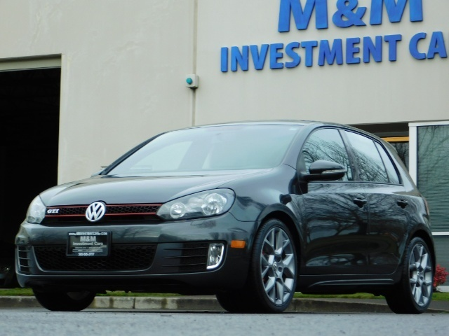 2014 Volkswagen GTI Wolfsburg Edition PZEV / 6-SPEED/ 1-OWNER - Photo 41 - Portland, OR 97217