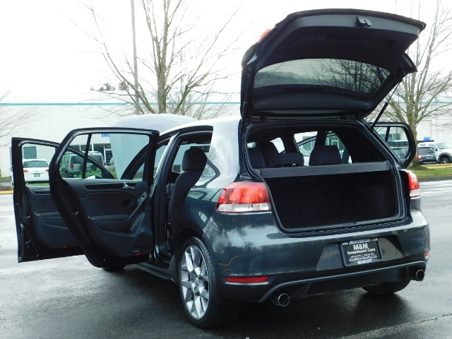 2014 Volkswagen GTI Wolfsburg Edition PZEV / 6-SPEED/ 1-OWNER - Photo 27 - Portland, OR 97217