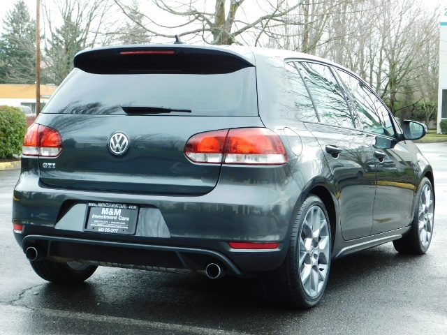2014 Volkswagen GTI Wolfsburg Edition PZEV / 6-SPEED/ 1-OWNER - Photo 8 - Portland, OR 97217
