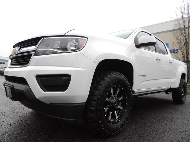 Lifted Chevy Colorado >> 2015 Chevrolet Colorado LT / Crew Cab / 4X4 / 6Cyl ...
