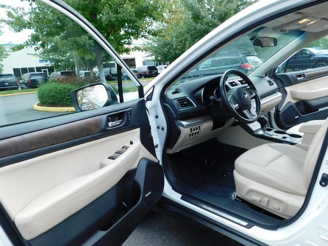 2016 Subaru Outback 2.5i Limited AWD / Heated Leather / BLIS / CAMERA - Photo 13 - Portland, OR 97217