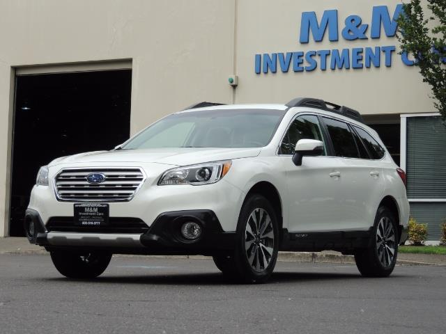 2016 Subaru Outback 2.5i Limited AWD / Heated Leather / BLIS / CAMERA - Photo 43 - Portland, OR 97217