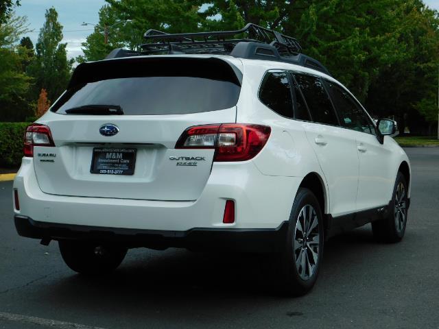 2016 Subaru Outback 2.5i Limited AWD / Heated Leather / BLIS / CAMERA - Photo 8 - Portland, OR 97217