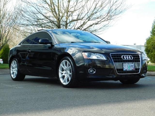 2011 Audi A5 2.0T quattro Premium / Premium Plus / Leather - Photo 2 - Portland, OR 97217
