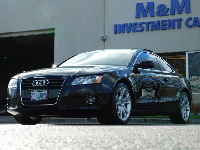 2011 Audi A5 2.0T quattro Premium / Premium Plus / Leather - Photo 1 - Portland, OR 97217
