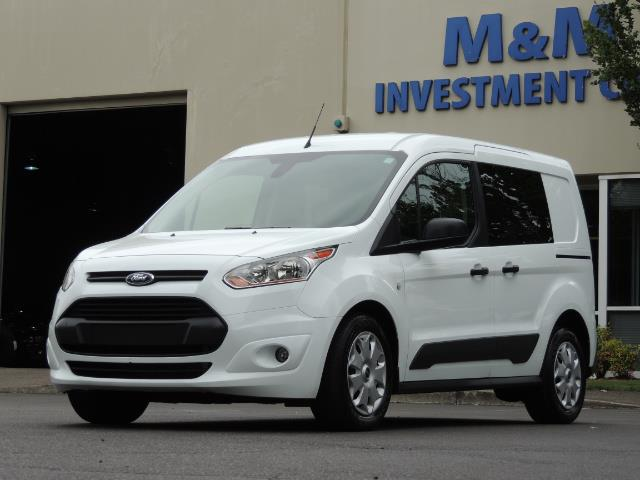 2016 Ford Transit Connect Cargo XLT / 4-Door / 1-Owner / Excel Cond - Photo 22 - Portland, OR 97217