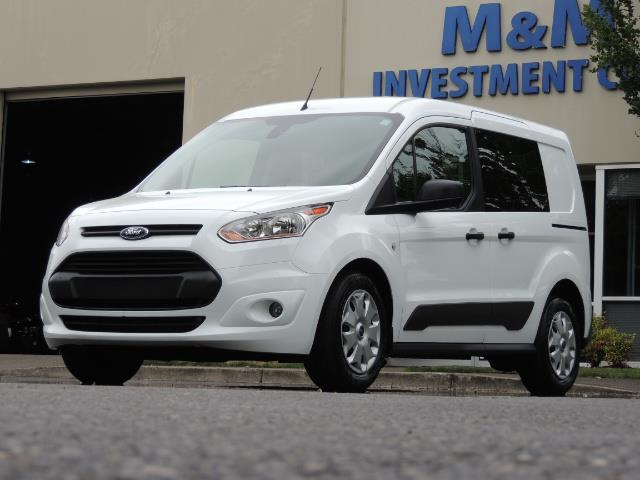 2016 Ford Transit Connect Cargo XLT / 4-Door / 1-Owner / Excel Cond - Photo 19 - Portland, OR 97217