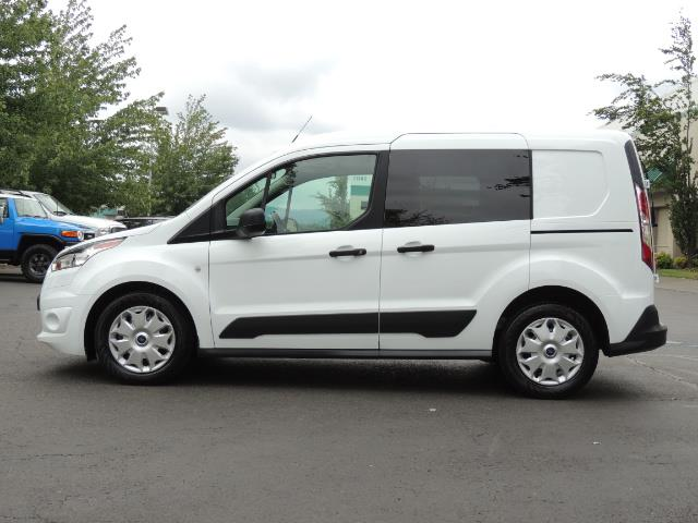 2016 Ford Transit Connect Cargo XLT / 4-Door / 1-Owner / Excel Cond - Photo 3 - Portland, OR 97217