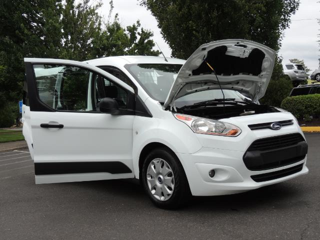 2016 Ford Transit Connect Cargo XLT / 4-Door / 1-Owner / Excel Cond - Photo 36 - Portland, OR 97217