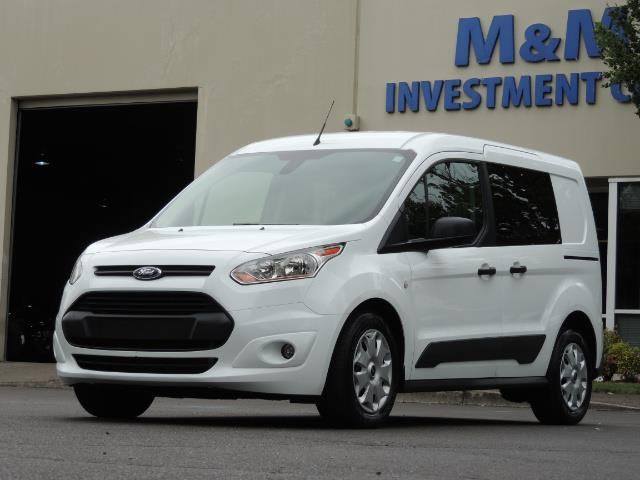 2016 Ford Transit Connect Cargo XLT / 4-Door / 1-Owner / Excel Cond - Photo 21 - Portland, OR 97217