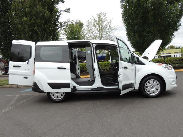 2016 Ford Transit Connect Cargo XLT / 4-Door / 1-Owner / Excel Cond - Photo 11 - Portland, OR 97217